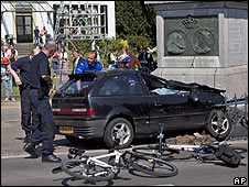 Incidente en Holanda