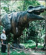Venezuelano Quer Exportar Dinossauros Mecanicos Bbc Brasil Bbc
