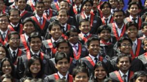 Bbc Turkce Ekonomi Hindistan Genç Mezunlarına Iş Bulamıyor