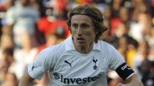 Bbc Hausa Wasanni Real Madrid Ta Sayi Luka Modric Daga Spurs