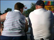 Pasangan gemuk