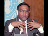 Jayantha Dhanapala was a senior diplomat at the UN (Library photo)
